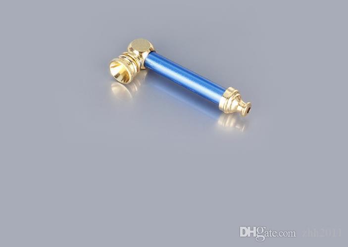 Le nouveau mini-mélange de petit tuyau métallique peut être retiré pour nettoyer le tuyau de marteau portable