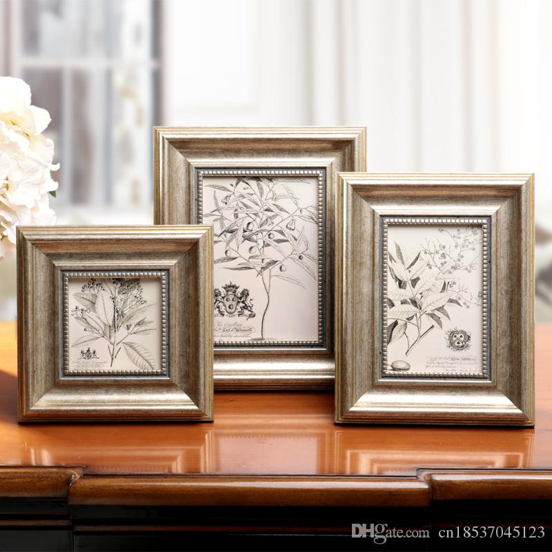 4/6/7/10 Inch PS Frame For Canvas High Quality Paper Frames For Baby ...