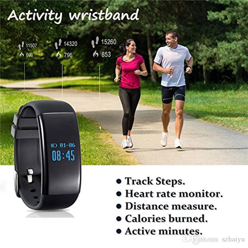 New Coming Bluetooth Smartwatch Smart Watch D21 Wristband Bracelet Band Heart Rate Smartband Activity Tracker Fitness for IOS Android