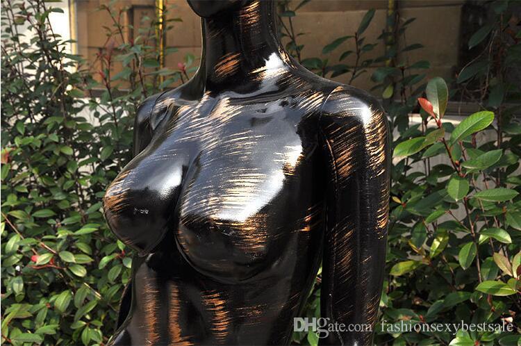 Ücretsiz Kargo! Yeni kadın Manken plastik çevre modelleri, sprey boyalı kadın modeli vücut PE sprey boya kadın modeli B262