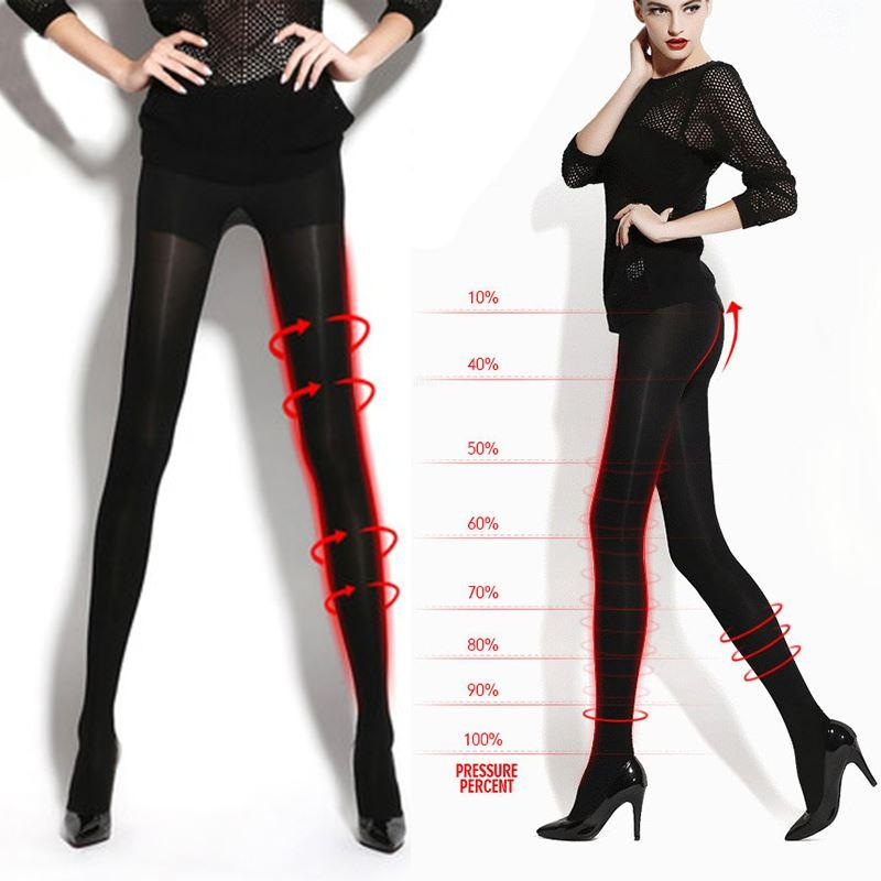 a099f6c7084 2019 2016 Spring Women Sexy Black Tights Make Leg Thinner Skinny Compression  Tights New Arrival Stockings Pantyhose Tights Plus Size From Akaya