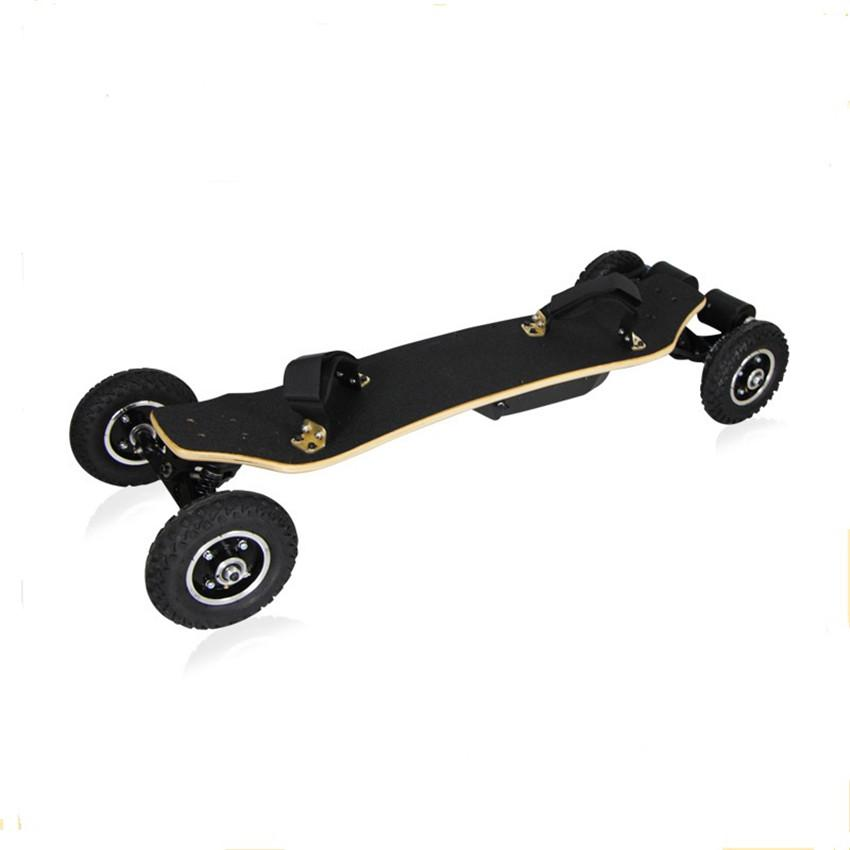 4 Wheels Electric Skateboard 2 Motor 1650W 11000mAh Electric Longboard  Mountain Board Hoverboard Scooter Remote Controller Childrens Electric  Scooters ... 2f29baeb143