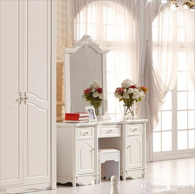 Beau Discount Factory Price Royaleuropean Mirror Table Modern Bedroom Dresser French  Furniture White French Dressing Table Pfy10024 Top Bedroom Furniture Online  ...