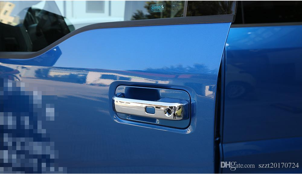 Outside Door Handle Shell Decorative Cover Trim High Quality Fit For