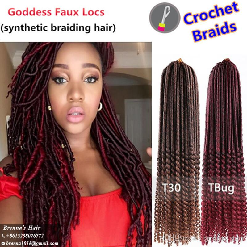 2019 Freetress Style 24 Roots Faux Locs Crochet Hair