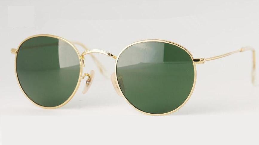 e2eb4c007b Hot Sale Brand Vintage Sunglasses Oculos De Sol Feminino Retro Round ...