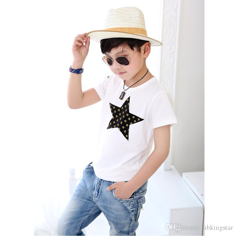 New Fashion Kids Fedora Straw Sunhat With Ribbow Trim Children Jazz Hat Summer Beach Panama Hats Soild Trilby Cap For Boy And Girl