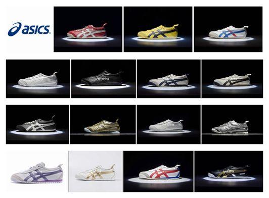 63316393 Compre 2017 Nuevo Estilo Asics Onitsuka Tiger Running Shoes Para Hombres  Mujeres, Cómodo De Calidad Superior MÉXICO 66 Athletic Sport Sneakers Eur  36 44 A ...