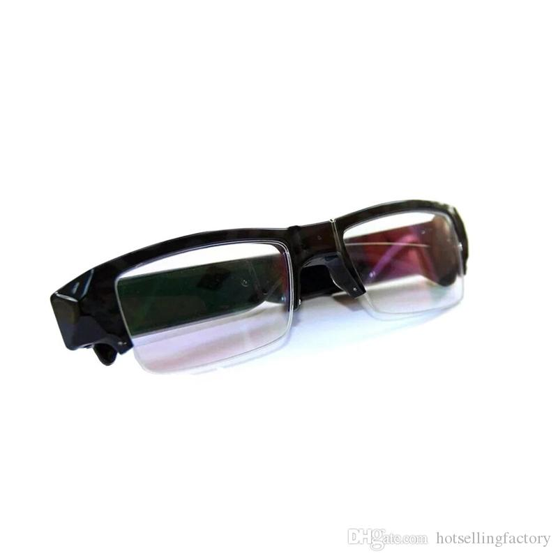Undetectable HD 1080P Mini Camera Eyewear Mini DV Camcorder Video Recorder 5MP Glass Video Camera Eyeglass Security DVR
