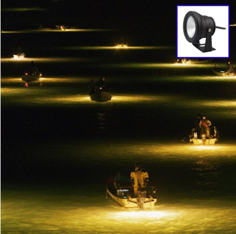 Waterproof Led Underwater Light Warm White/ RGB LED Pool Pond Fountain Lamp 10W 12V RGB Floodlight