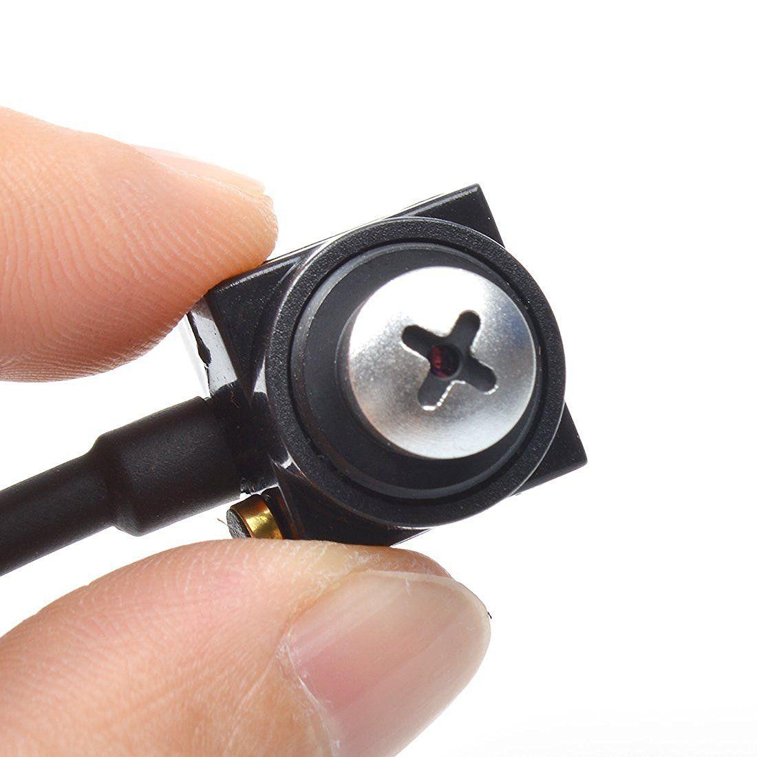 Mini Kamera HD 600TVL CMOS Objektiv Mini FPV CCTV Überwachungskamera