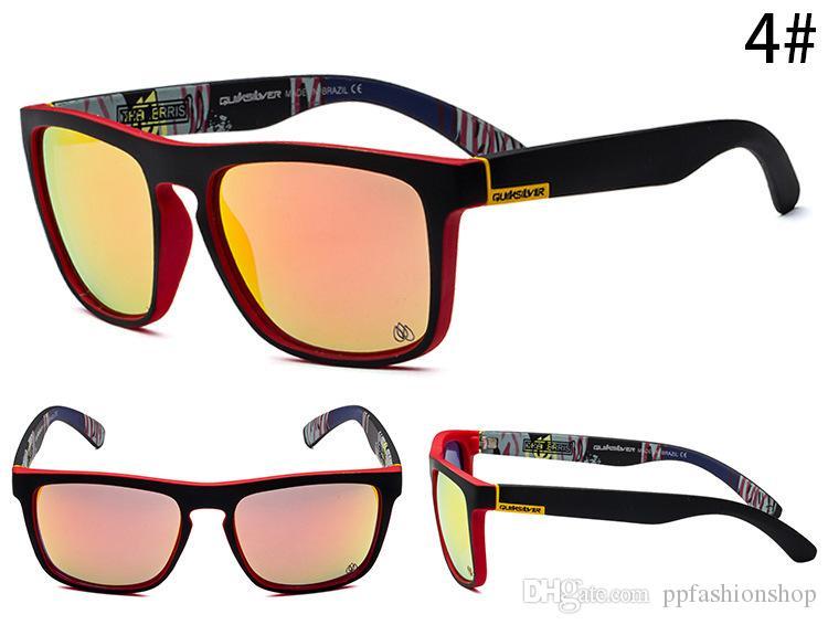 2017 высокое качество QUIKSILVER мода новые солнцезащитные очки qs731 Оптовая DHL бесплатная доставка
