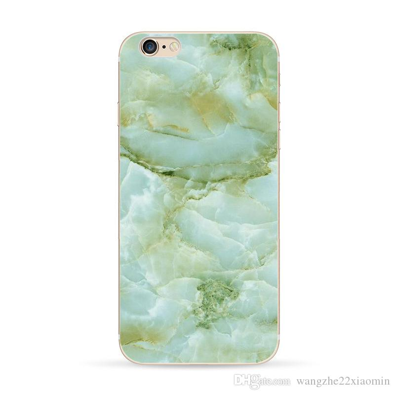 Wholesale Marble Pattern Phone Case for iPhone 5 5s 6 6 Plus UV Printing Personalized Customize Phone Shell