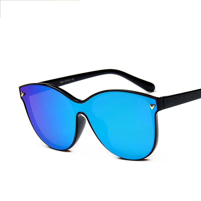 6cef376bf0e Wholesale-Rimless Sunglasses Women Brand Designer New Fashion Sun ...