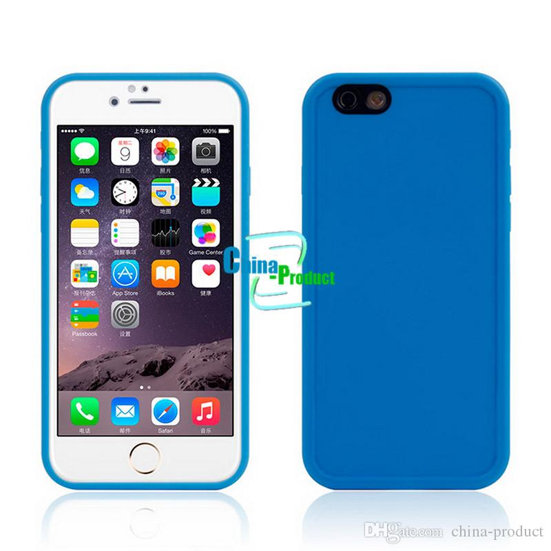 Shockproof Dustproof Underwater Diving Waterproof Cases Cover For iphone 6 6S 6 Plus s7 Waterproof Case Shell Outdoor Case