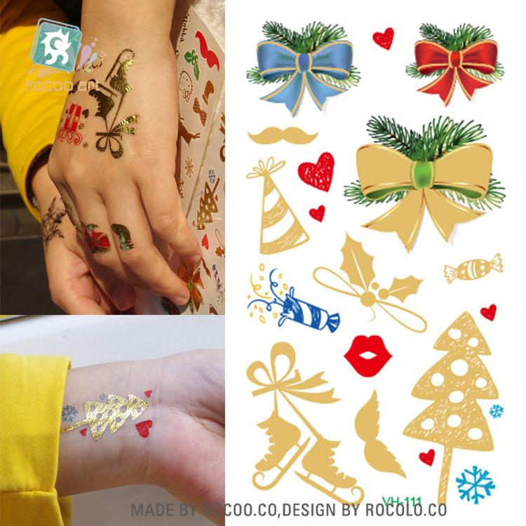 Wholesale Body Art Waterproof Temporary Tattoos For Women And Men ...