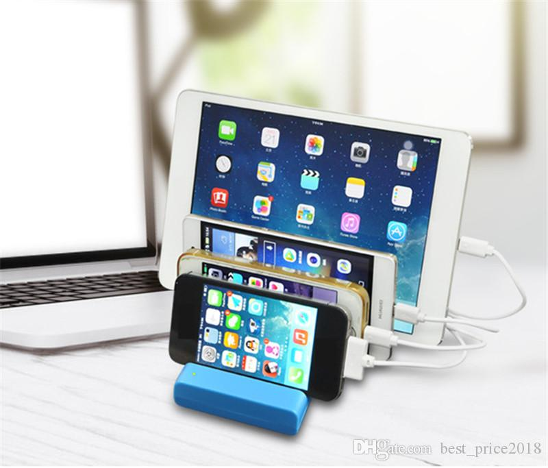 Hot Charging Stand Bracket Docking Station Stock Cradle Halter für alle Apple Uhren iPhone 6 5 5S Smart Phones