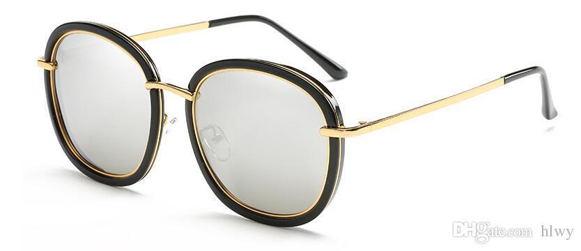 Die neue 831 Han-Ausgabe Sonnenbrille polarisierte Sonnenbrille Trend heißen Stil Farbfilm polarisierte Sonnenbrille für Männer und Frauen