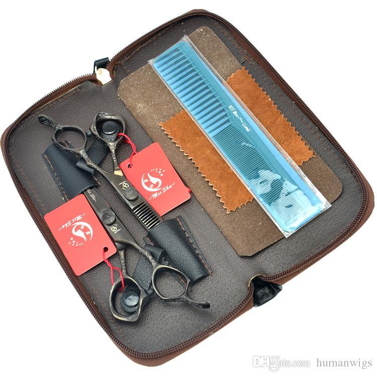 6.0Inch Meisha Professional Hair Thinning Shears Hairdressing Scissors JP440C Hair Cutting Scissors Beauty Salon Razor Tool,HA0236
