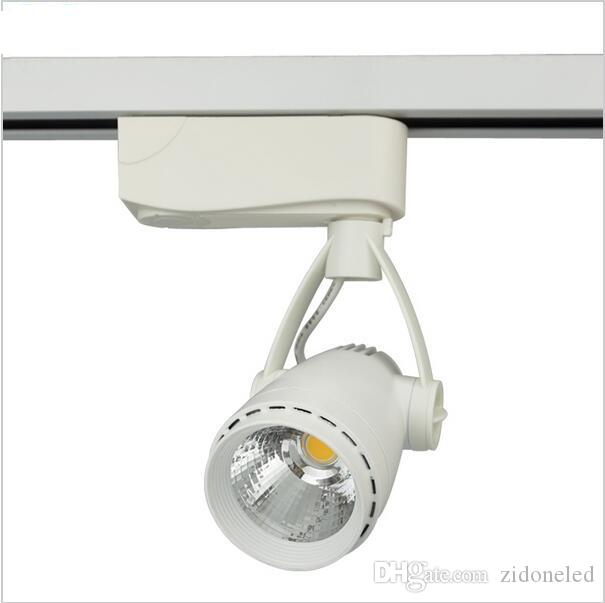 industrial track lighting systems.  industrial 2017 led track lights 7w cob modern kitchen ceiling global industrial rail  light spotlights shoes clothes store shop spotlight from zidoneled  in lighting systems