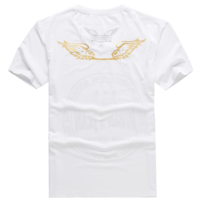 2017 New Robin T-shirt Mens robin jeans shirts Man 100% Cotton Tshirt Robins men bottoming robins shirt t shirt tops size M-L-XL-2XL-3XL