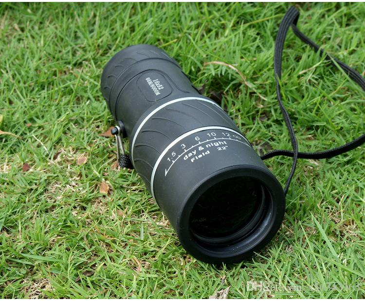 16x52 hd spotting scope telescope monocular telescope caliber for