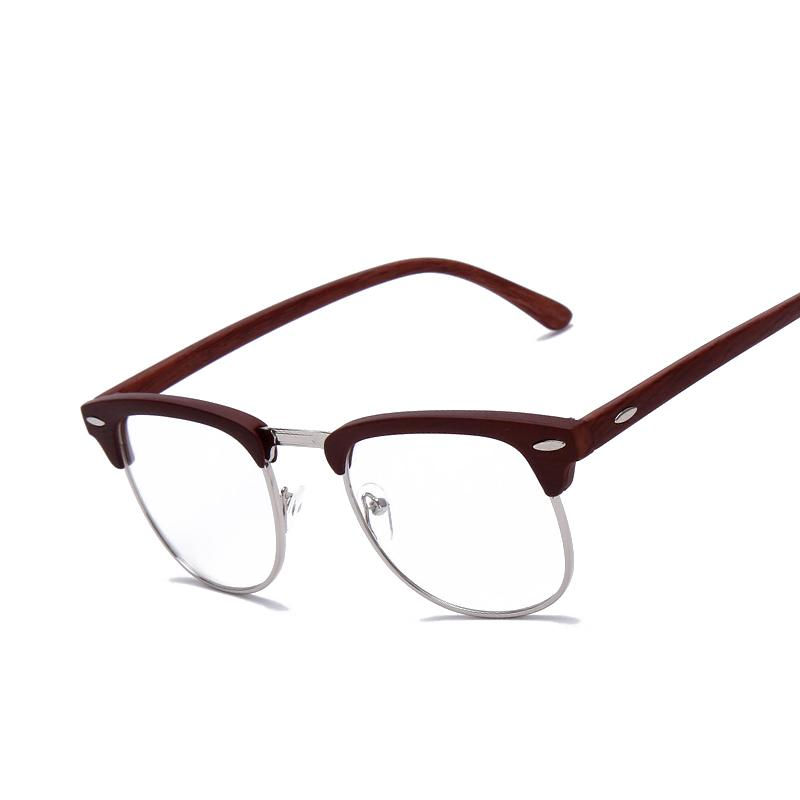 86df4eb3d84 2019 Wholesale Brand Johnny Depp Wood Glasses Men Women Vintage Optical  Eyeglasses Glasses Frame High Quality Oculos De Grau F15008 From Xiacao