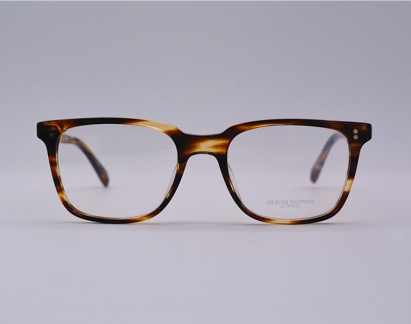 Wholesale- Brand Oliver Peoples NDG-1-P Square Vintage Myopia ...