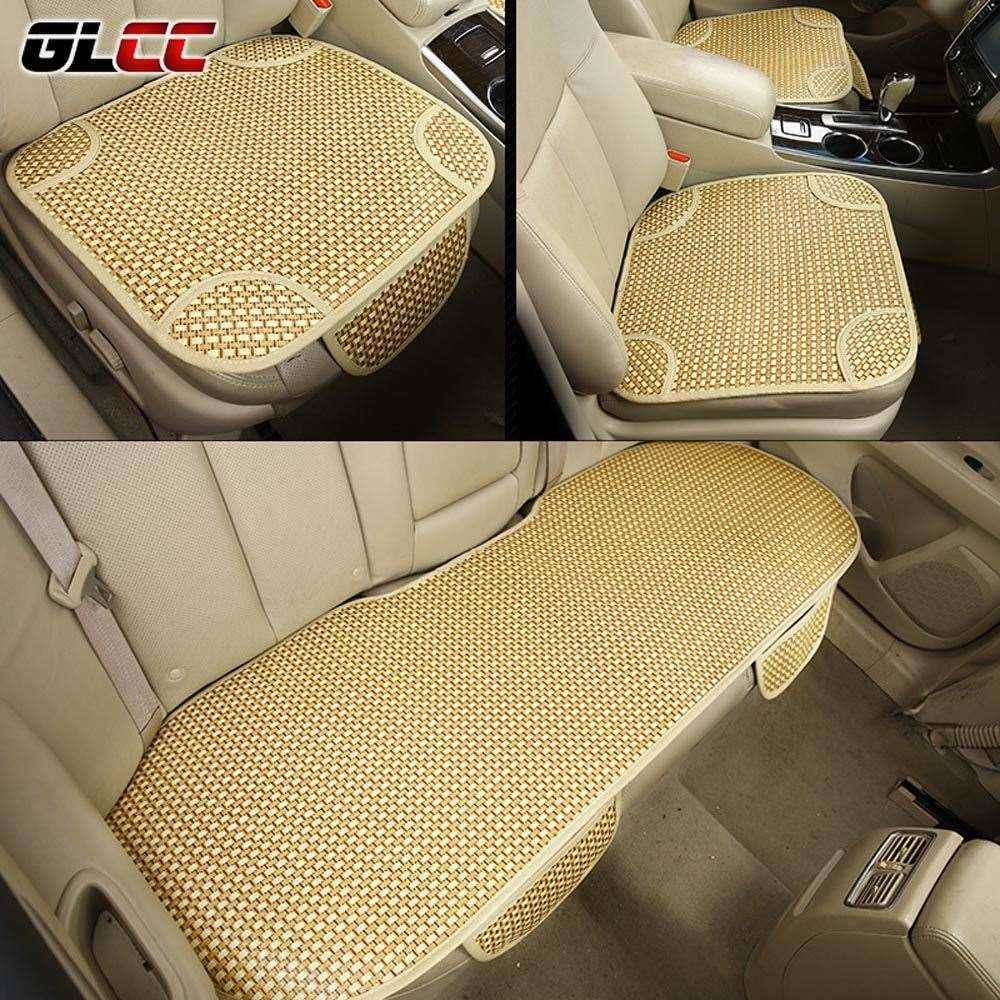 2017 New Arrival Summer Car Seat Cover Universal Ice Silk Cushion Auto Covers Protector Interior Accessories Infant Carseat Girl