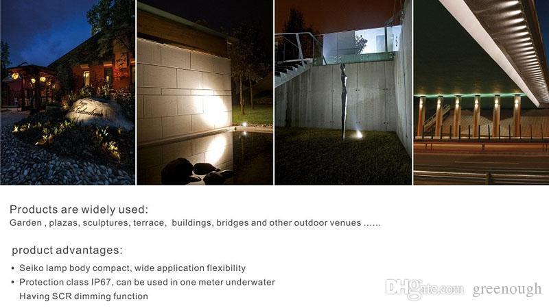 5W LED Scheinwerfer Garten Spike Rasen Lampe Landschaft Beleuchtung Flutlicht Scheinwerfer IP67 Outdoor LED Beleuchtung Dekoration Liamps 4St
