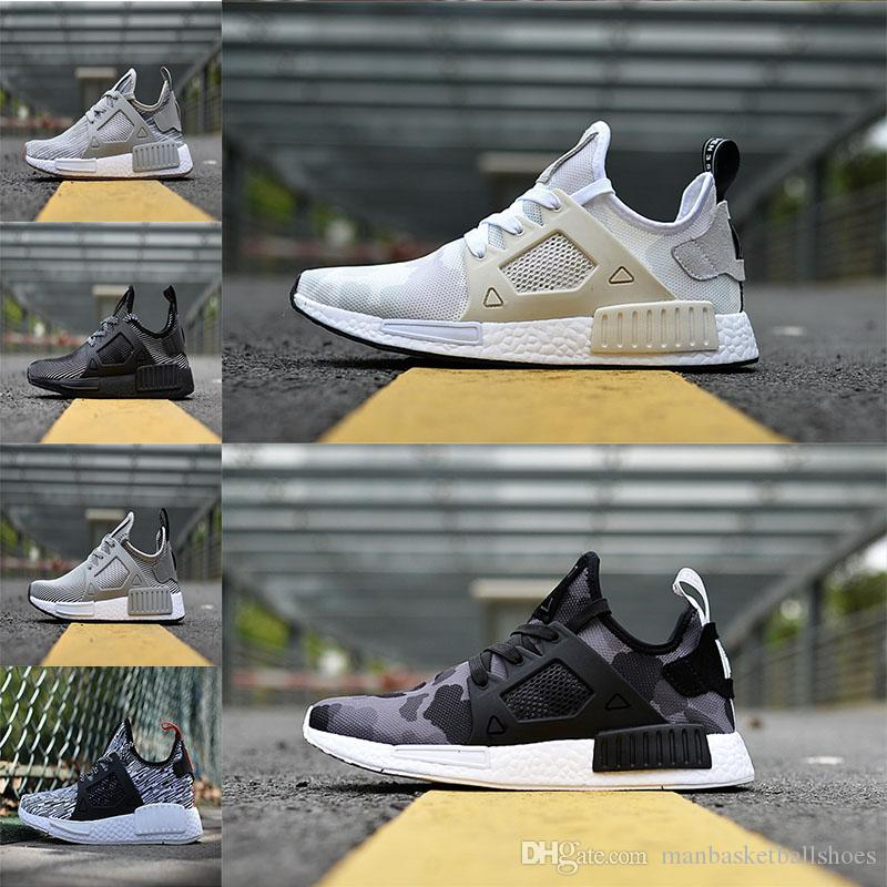 low shipping fee online free shipping sale online Nmd Xr1 R1 Monochrome Mesh Triple White Black Men Shoe Women Running Shoes Sneakers Originals NMD Runner Primeknit Casual Shoes visit online cheap price wholesale I4jo7QtEI