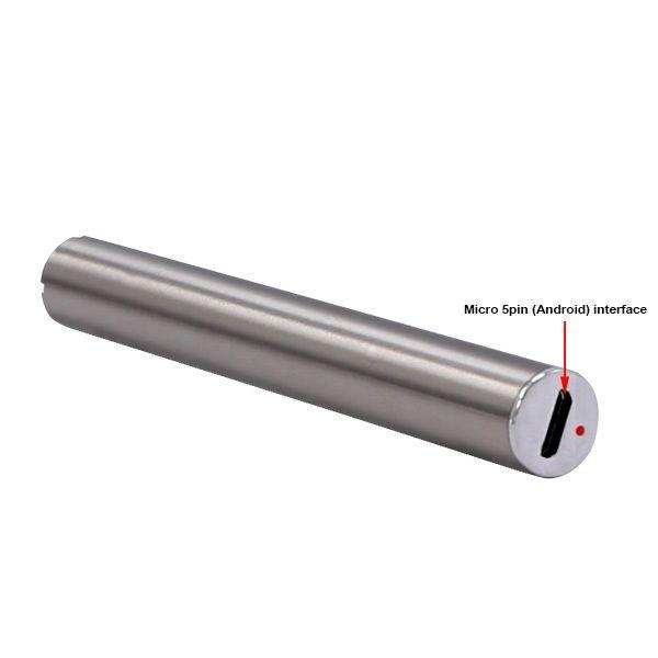 100% Original Amigo Max Preheating Battery 510 Thread 380mAh Variable Voltage VV USB Bottom Charging Vape Battery Pen For Liberty Cartridges