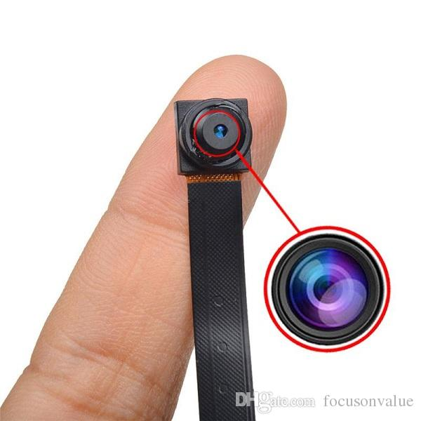 DIY Camera WIFI Module DVR Mini IP Camera P2P 1080P Mini DV Wirelesss surveillance Home Security Camera with large capacity battery S06