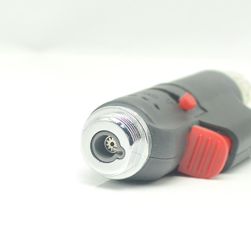 조정 바람 증명 토치 라이터 흡연 금속 파이프와 N 토케 모두에서 하나의 기화기를 클릭 뱀 Vapes는 토케 금속 가스 라이터 몰래