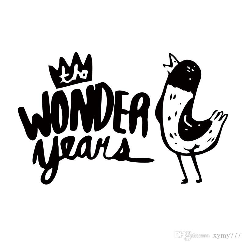 The Wonder Years |The Wonder Years Logo