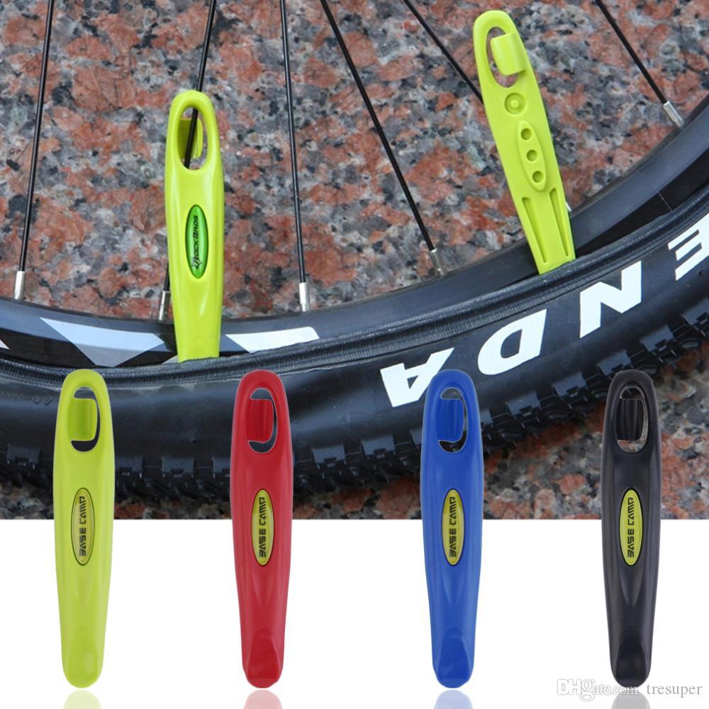 basecamp 산악 자전거 자전거 타이어 타이어 레버 오프너 펑크 수리 도구