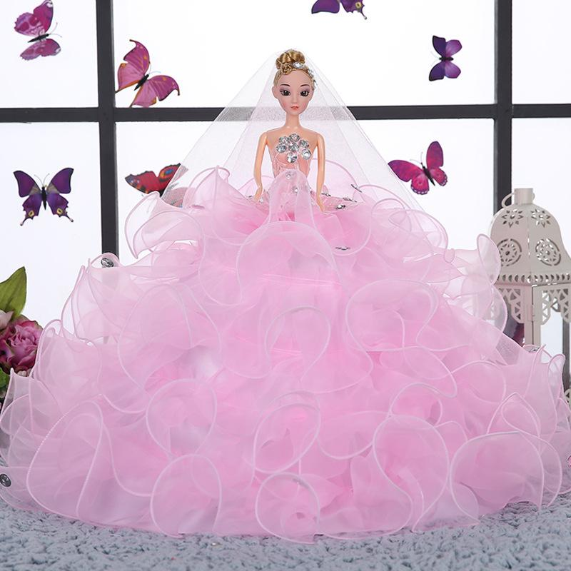 Barbie Princess Dress Suit Children\'S Creative Toy Girl Dream Lovely ...