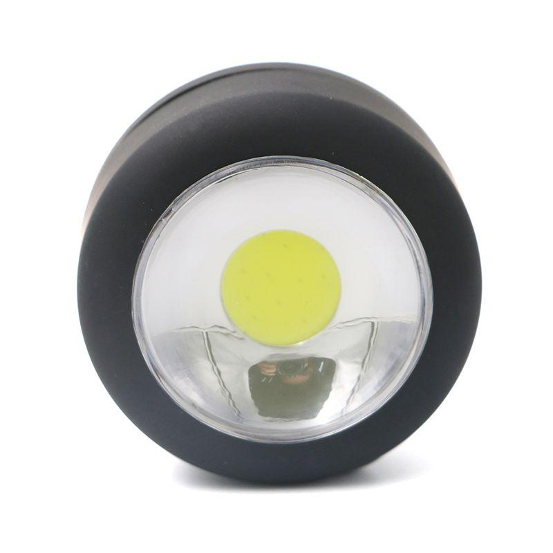 Neue tragbare cob led arbeitslicht lampe taschenlampe mit magnet haken taktische lampe für draußen