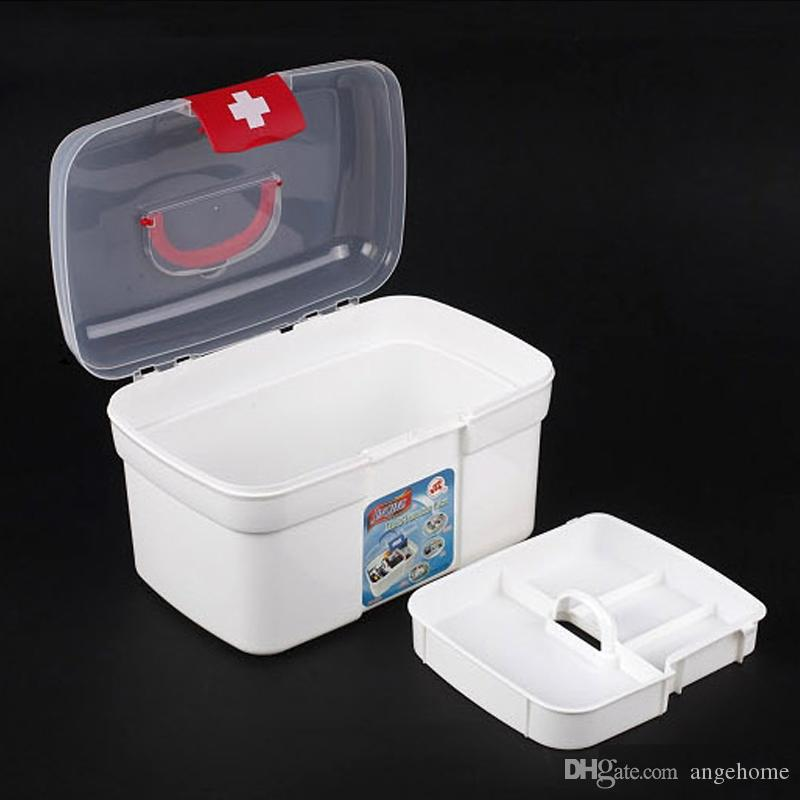 Superior Discount Storage Containers Part - 11: Discount Medicine First Aid Storage Box Medicine Cabinet Storage Box First  Aid Case Emergency Medical Cabinets