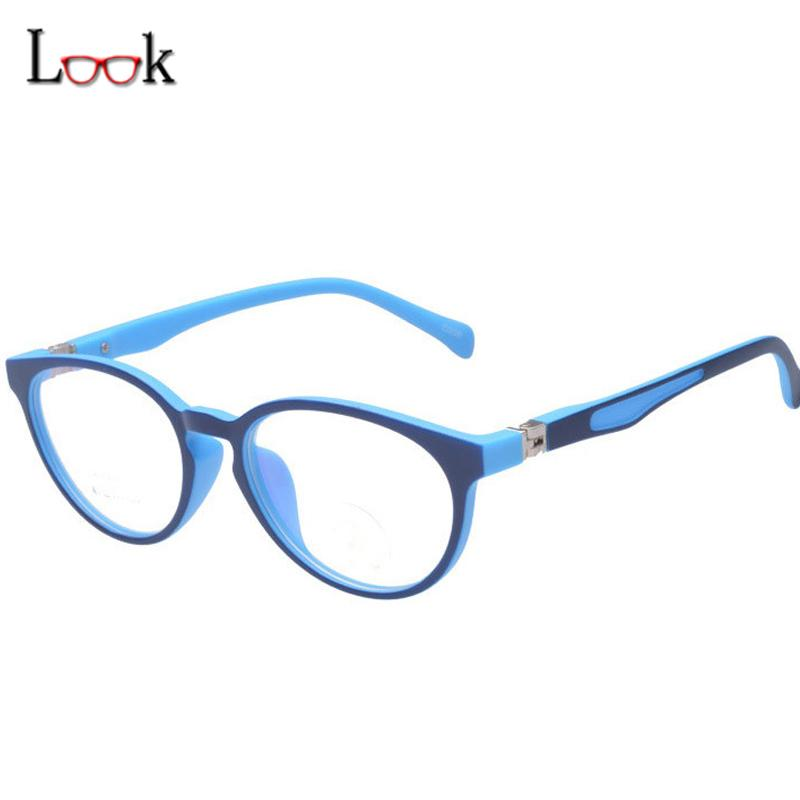 2b29e4b2c8 2019 Wholesale TR90 Kids Glasses Frame Optical Spectacle Frame Children  Clear Lens Eye Glasses Students Boys Girls Anti UV Cute Eyeglasses From  Naixing