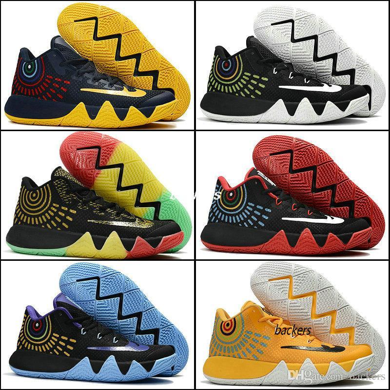 promo code 2a3e5 7ec85 authentic kyrie 2 shoes mens yellow 57805 435da