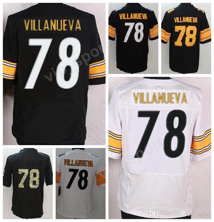 detailed pictures 23bcf 01817 78 alejandro villanueva jerseys cheap