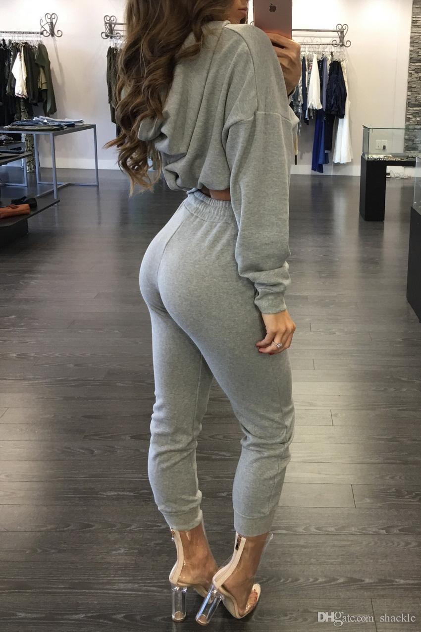 2017 Women Clothing New Fashion Russia Style Hooded Tracksuit For Women Costumes 2-Piece Sets Women's Tracksuits