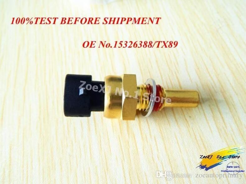 2019 15326388 engine coolant temperature sensor for gm buick cadillac  chevrolet tx89 from zoeautoprimary, $6 43 | dhgate com