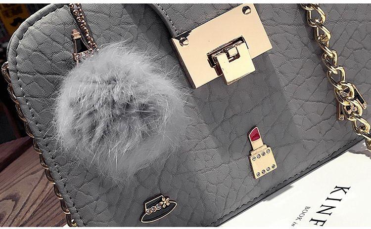 New women Restoring ancient bag lady fashion single shoulder messenger bag female popular small evening bag black/white color no102