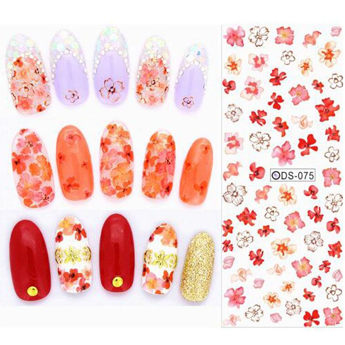 Diy Nail Art Stickers Decals Tips Decoration Sticker Nails Wraps