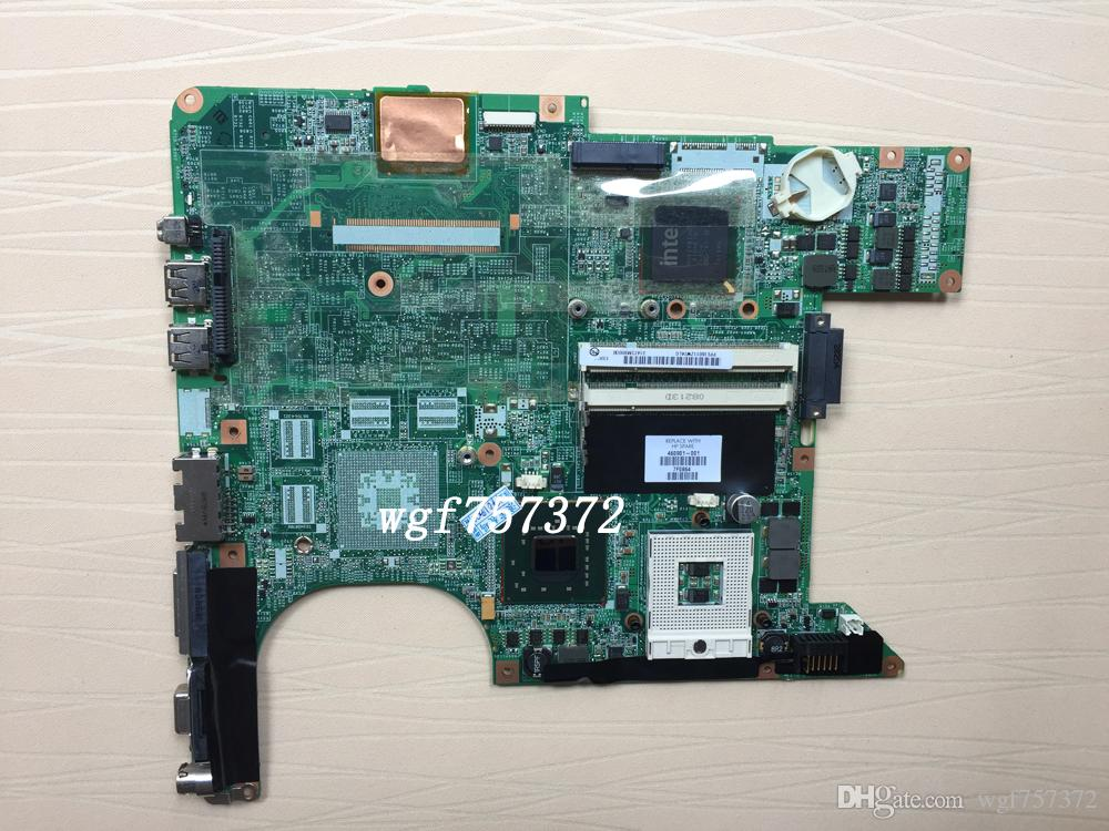 For HP Pavilion DV6000 Laptop Motherboard DA0AT3MB8F0 460901-001 Intel s478 DDR2 GM965 Notebook Systemboard