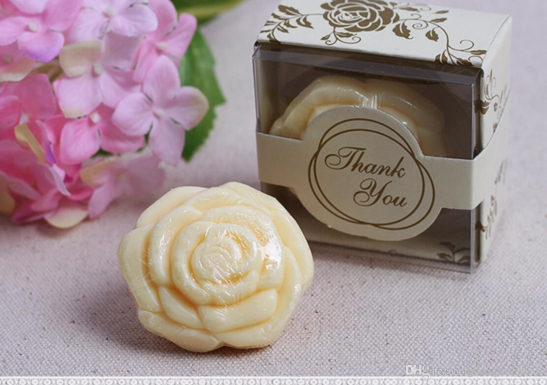 savon rose savon pour fête de mariage anniversaire bébé douche souvenirs souvenir faveur nouveau
