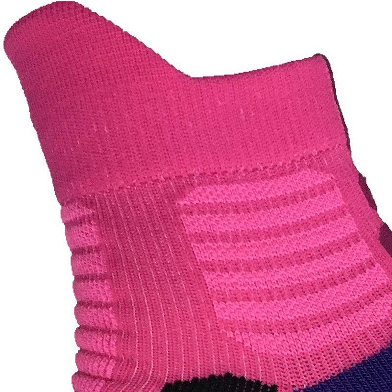 Mens Socks Thermal Towel Bottom Foot Wear cycling running thick towel bottom breathable Suck sweat Short Tube Socks