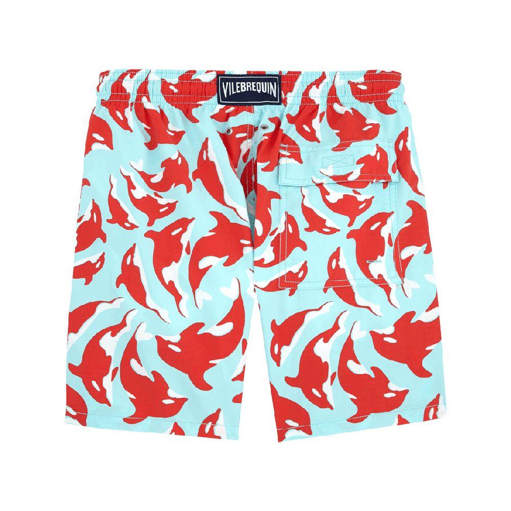 62aa722e2e Top Quality Print Shark Mens Bermudas Board Shorts Men's Beach ...